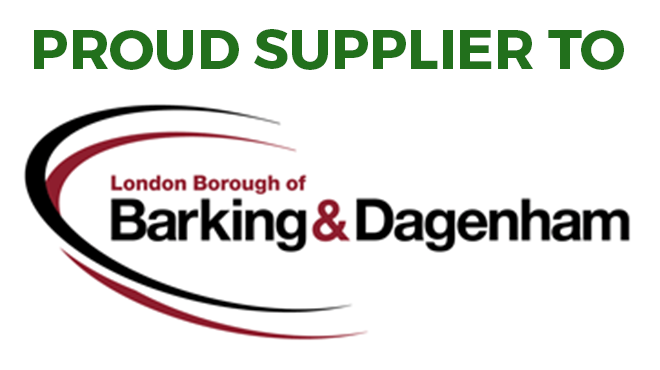 Proud Supplier to Barking & Dagenham